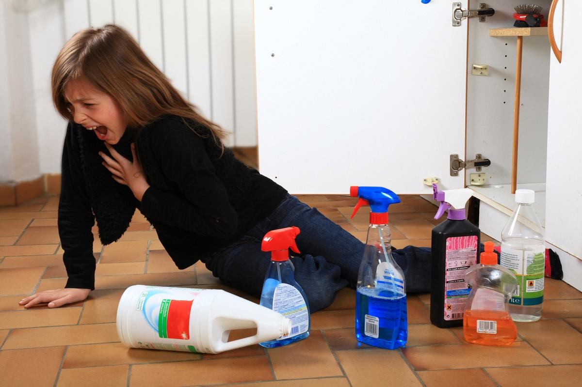 Rangement Des Produits D Entretien les produits ménagers | sdis 31