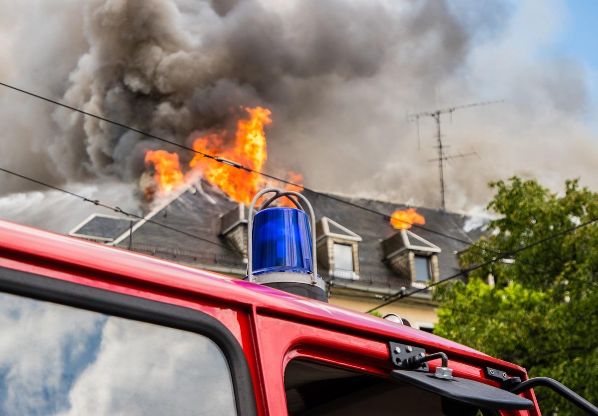 L'incendie domestique
