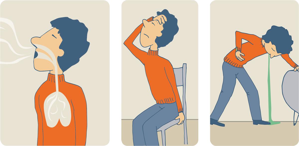 conseils et prevention - prevention des risques domestiques - l'intoxication au monoxyde de carbonne